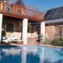pool solar panel