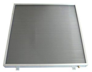 solar panel heating